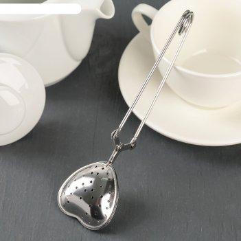 Ситечко для чая «сердце»
