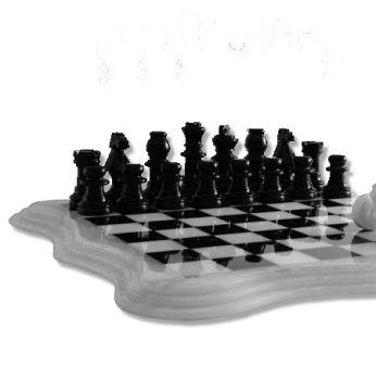 шахматы из камня классические