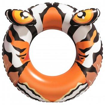 Круг для плавания «хищники» в ассортименте 91см, от 10 лет