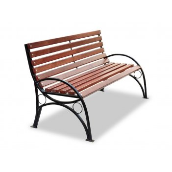Скамейка «бульвар» кресло