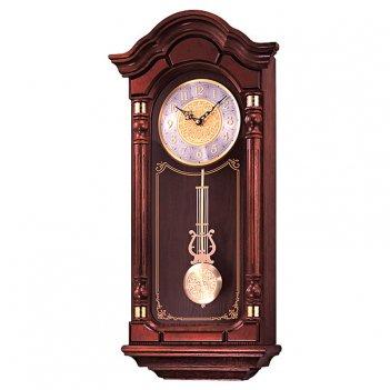 Настенные часы seiko qxh004bn-z