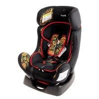 Детское автомобильное кресло siger art диона хохлома, 0-7 лет, 0-25 кг, гр