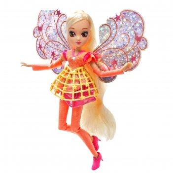 Кукла winx club космикс «стелла»