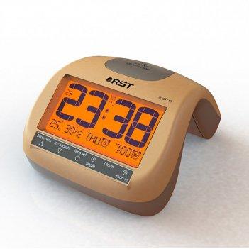 Часы будильник радиоконтролируемые snail 118