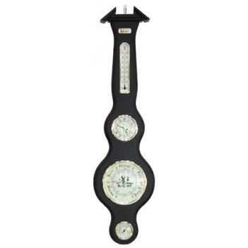 Часы метеостанция brigant: барометр, термометр, гигрометр
