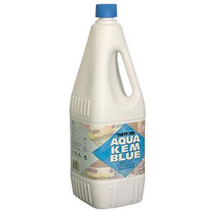 Akb жидкость для нижнего бака биотуалета thetford aqua kem blue 2л