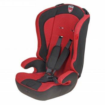 Автокресло-бустер «м1 оникс mini», группа 1-2-3, цвет красный/чёрный