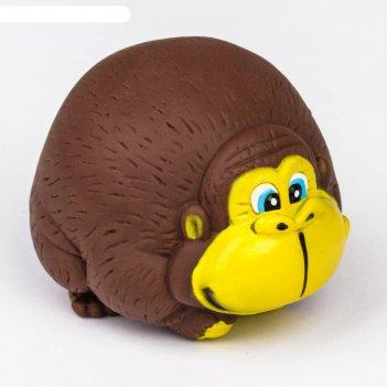 Игрушка для ванны «обезьянка»