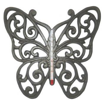 Термометр бабочка
