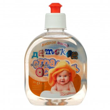 Жидкое мыло детское страна сказок от 0 лет 300 мл