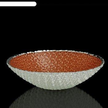 Чаша симфония, оранжевая