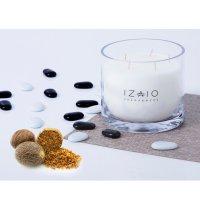 Свеча ароматическая мускатный орех