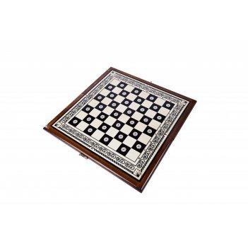 Доска шахматная инкрустация 50, haleyan