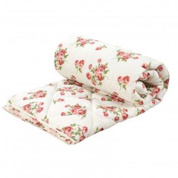 Одеяло стёганое «экофайбер», 172х205 см, чехол полиэстер, наполнитель экоф