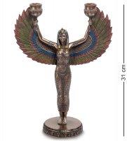 Ws-491/ 1 подсвечник исида - богиня материнства и плодородия