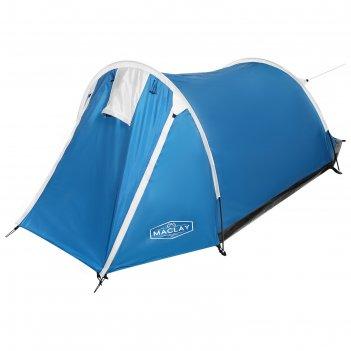Палатка туристическая harly 265х130х100 см, 2-местная, цвет синий