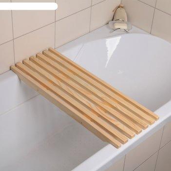 Решётка в ванну