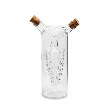 Бутылка для масла и уксуса world of flavours, объем: 300 и 50 мл, материал