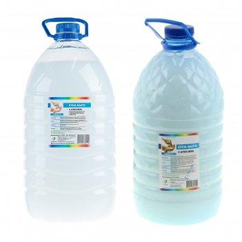 Крем-мыло жидкое с алоэ-вера пэт 5л