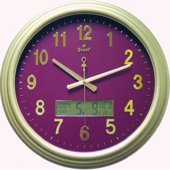 Настенные часы gastar t 550 c (пластик)