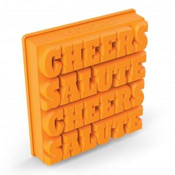 Форма для льда cheers, оранжевая