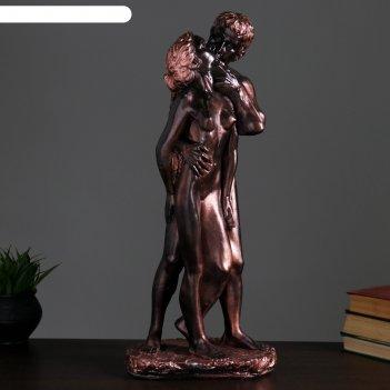 Фигура влюбленная парочка 58х26см