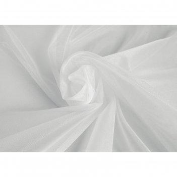 Ткань тюлевая lamella в рулоне, ширина 280 см, сетка 87068