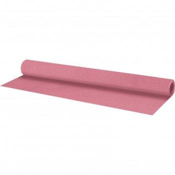 Фетр 50 х 70 см devente, толщина 1 мм, в пластиковом пакете, светло-розовы