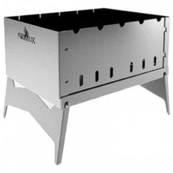 Мангал складной optimus stainless, нержавеющая сталь, 32 х 25 х 25 см