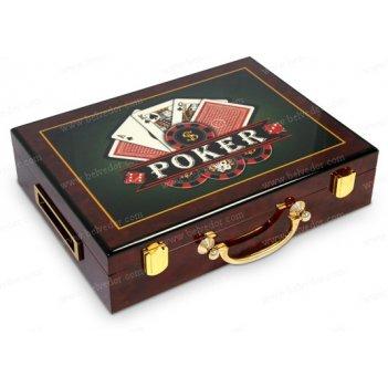 Набор для покера на 500 фишек ocean champion chip