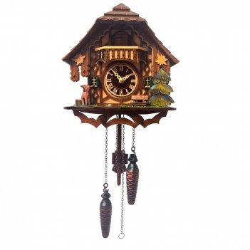 Механические часы с кукушкой sars 0406-90