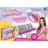 Радужные фенечки - набор для плетения из резиночек со станком
