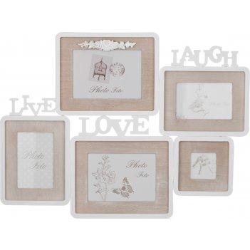 Фотоколлаж на 5 фото коллекция семейный альбом 6...