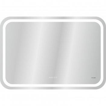 Зеркало cersanit led 050 design pro 80x55,с подсветкой, антизапотевание, с