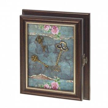 Ключница, l22 w5 h28 см