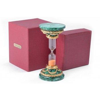 Часы песочные подарочные «faberge»