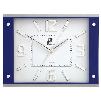 Настенные часы phoenix p 7604-3 phoenix