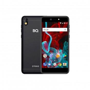 Смартфон bq s-5211 strike черный