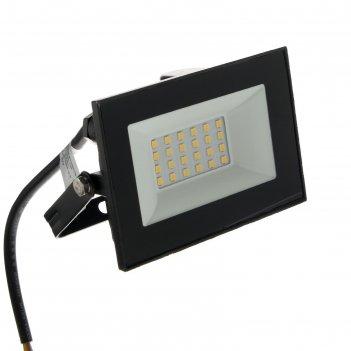 Прожектор светодиодный rev, 30 вт, 4000 к, 2400 лм, ip65