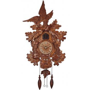 Настенные часы с кукушкой columbus сq-006