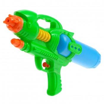 Водный пистолет рептилия, 41 см, цвета микс