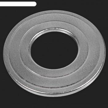Стерилизатор для банок штампованный, оцинкованный, 19 см