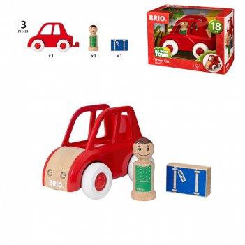 Brio мой родной дом набор загородный автомобиль (3 элемента) 17,2х7,8х9,9