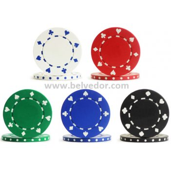 Покерные чипы любительские без номинала chips11