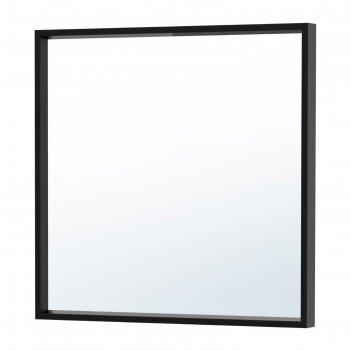 Зеркало, цвет черный нисседаль
