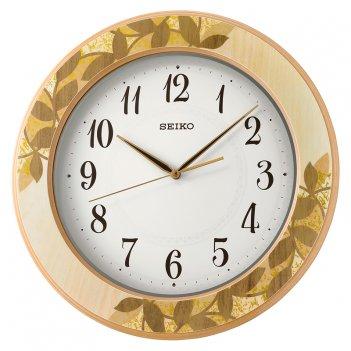 Настенные часы seiko qxa708an