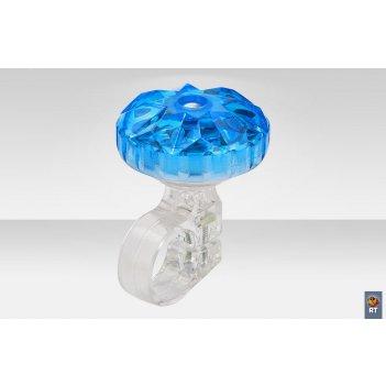 26s-03 звонок алмаз голубой