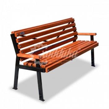 Скамейка уличная «модерн» кресло