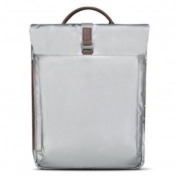 Рюкзак женский, размер 42х30 см, цвет серый 6011003