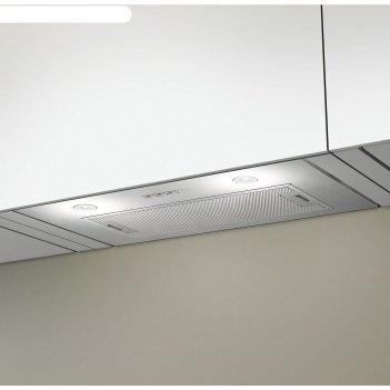 Вытяжка lex gs bloc 600, встраиваемая, 3 скорости, 620 м3/ч, 60 см, серебр
